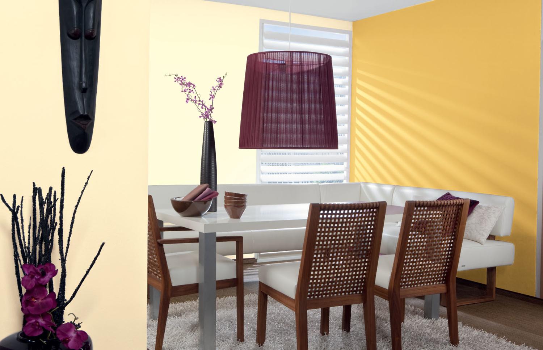 Abtonfarbe Farbe Selber Mischen Gelb Braun Ocker Alpina Color