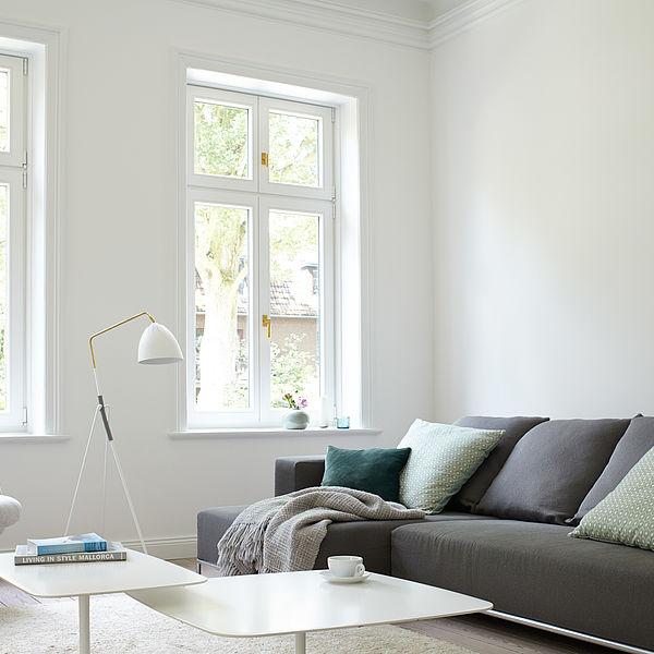 Valged seinad – klassikaliselt puhas
