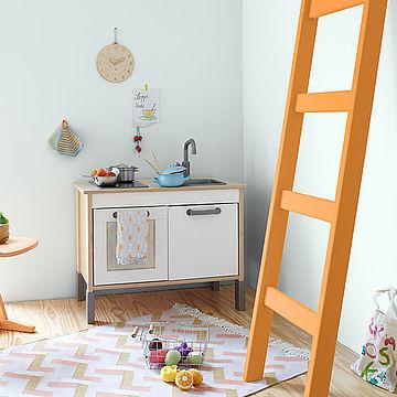 Kūdikio ir mažo vaiko kambario įrengimas