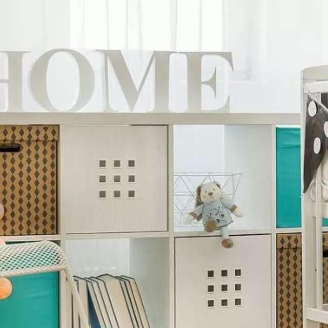 Viss savās vietās – idejas bērnu istabas mēbelēm un mantu glabāšanai - Alpina Krāsas
