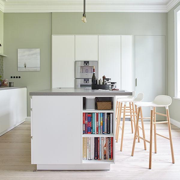 Kööki sobivad seinavärvid