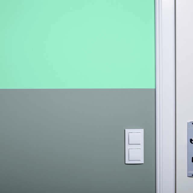 Divu toņu sienas: izveidojiet precīzas un tīras līnijas - Alpina Krāsas