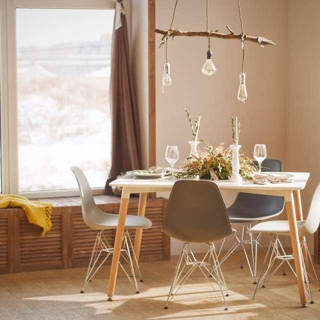 Kodukujundust inspireerivad värvitoonid - Alpina värvid