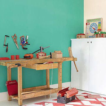 Dešimt patarimų, kaip parinkti spalvas vaikų erdvei